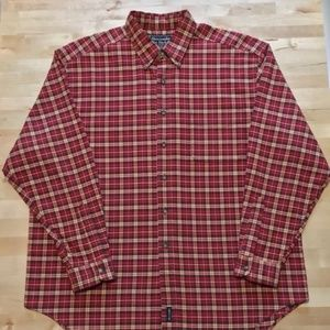 BRAND NEW -ABERCROMBIE & FITCH  Plaid Button Shirt